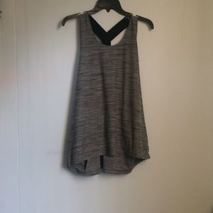 Champion women top gray XXL